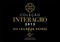 2013: Coleção Interagro & 14th Yearlings Auction