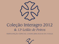 2012: Coleção Interagro & 13th Yearlings Auction