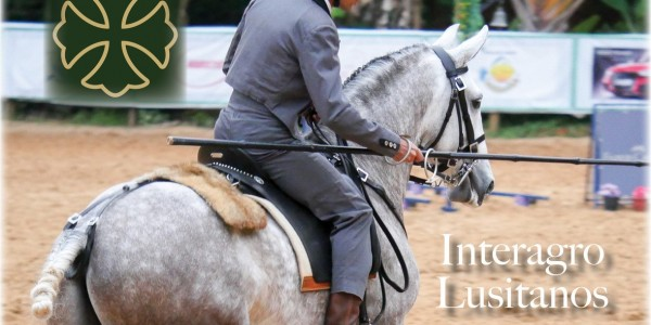 Team Interagro's Skill & Agility Highlights 2nd Phase of 2017 Brazilian Working Equitation Championships