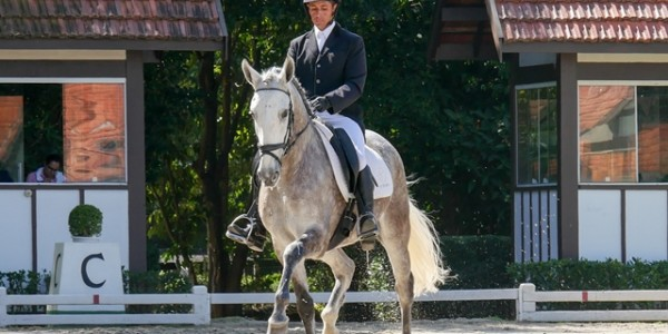3rd phase of SHP Dressage Ranking – results