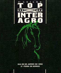 1992: 1st Top Interagro Auction