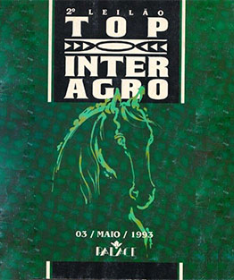 1993: 2nd Top Interagro Auction