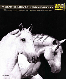 2003: Coleção Interagro & 4th Yearlings Auction