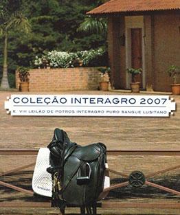 2007: Coleção Interagro & 8th Yearlings Auction