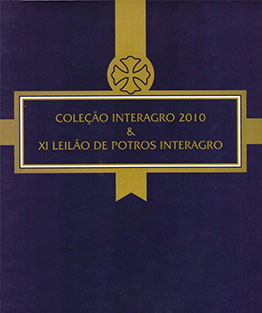 2010: Coleção Interagro & 11th Yearlings Auction