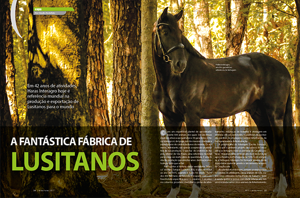 Fellini Interagro photographed by Luis Ruas