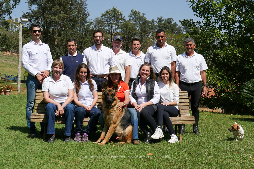Prizing of 2nd phase of 2018 Interagro Dressage Ranking