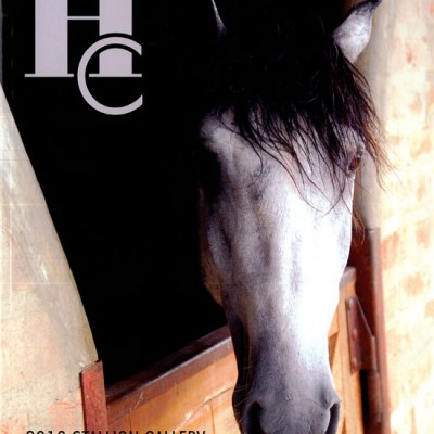 Zepelim Interagro, cover of Horse Connection Magazine