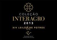 2013: Coleção Interagro & 14th Yearlings Auction