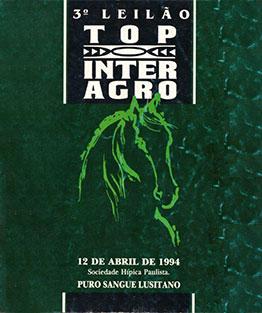 1994: 3rd Top Interagro Auction